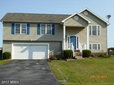 Charles Town Single Family Home For Sale: 80 Briar Run Drive