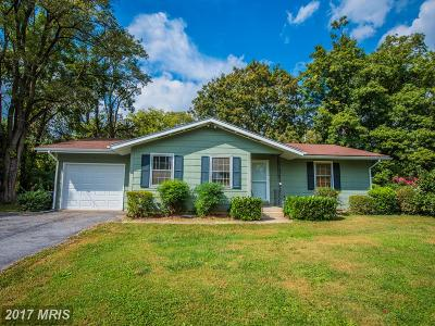 Shepherdstown Single Family Home For Sale: 15 Chatfield Drive