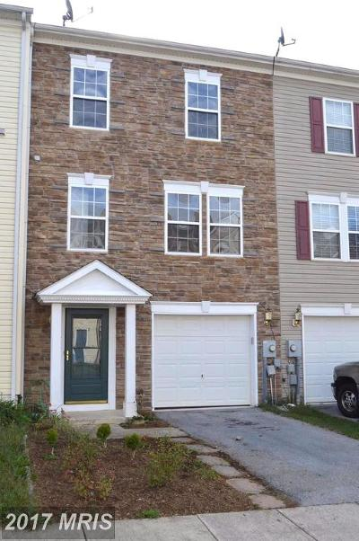 Charles Town Townhouse For Sale: 128 Eldon Drive