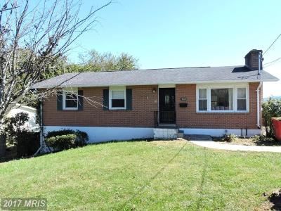 Charles Town Single Family Home For Sale: 112 Belvedere Drive
