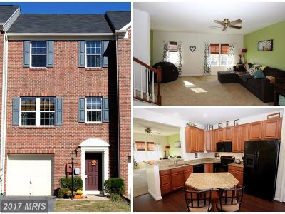 Charles Town Townhouse For Sale: 10 Monte Carlo Way