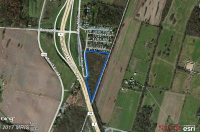 Charles Town Residential Lots & Land For Sale: Rt 115