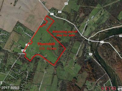 Charles Town Residential Lots & Land For Sale: Kabletown Road