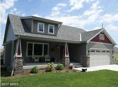 Shepherdstown Single Family Home For Sale: Steamboat Run Road