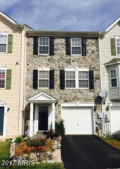 Charles Town Townhouse For Sale: 53 Bruce Drive