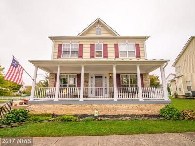 Charles Town Single Family Home For Sale: 11 Battlefield Drive