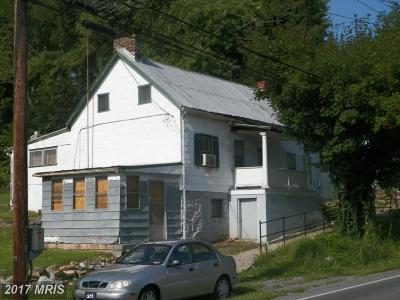 Shepherdstown Single Family Home For Sale: 332 German