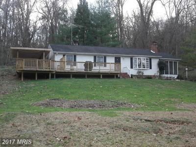 Shepherdstown Single Family Home For Sale: 504 McShanes Landing Lane