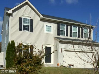 Shepherdstown Single Family Home For Sale: 393 Maddex Drive