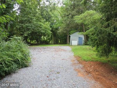 Charles Town Single Family Home For Sale: 1179 Old Cave Road