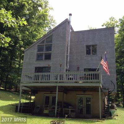Shepherdstown Single Family Home For Sale: 1311 Steamboat Run Road