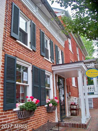 Shepherdstown Townhouse For Sale: 134 W German St