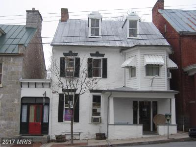 Shepherdstown Multi Family Home For Sale: 124126 German Street