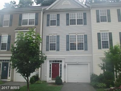 Shepherdstown Townhouse For Sale: 412 Starkeys Landing