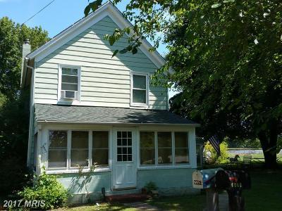 Rock Hall Single Family Home For Sale: 6053 Main Street
