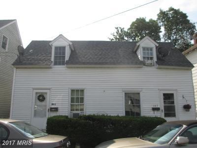 Chestertown Duplex For Sale: 105 College Avenue