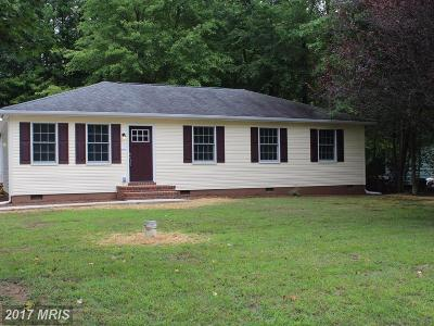 Chestertown Single Family Home For Sale: 10355 Bunting Road