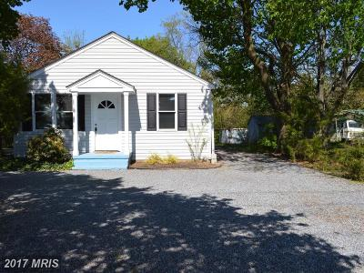 Chestertown Single Family Home For Sale: 866 Washington Avenue