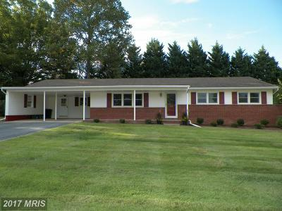 Chestertown Single Family Home For Sale: 108 School Road