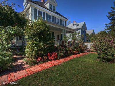 Chestertown Single Family Home For Sale: 222 Washington Avenue