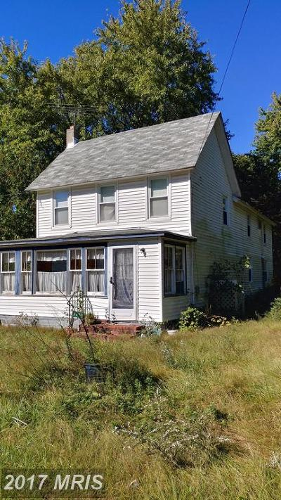 Chestertown Single Family Home For Sale: 8858 Georgetown Road