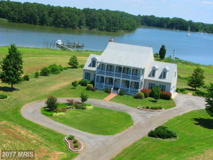 Waterfront Homes For Sale In Elkton Cecil Md
