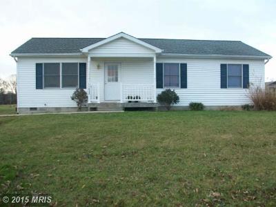 Worton Single Family Home For Sale: 24990 Heather Lane