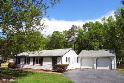 Rock Hall Single Family Home For Sale: 21106 Rock Hall Avenue