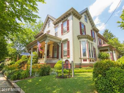 Historic Chestertown Single Family Home For Sale: 402 High Street