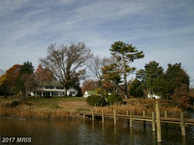 Chestertown Farm For Sale: 5793 Quaker Neck Landing Road