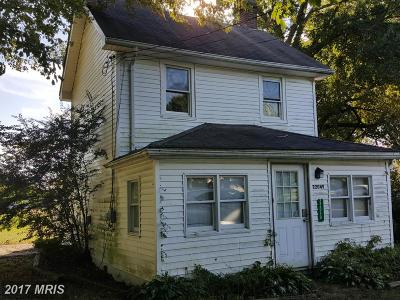 Rock Hall Single Family Home For Sale: 22049 Johnson Avenue