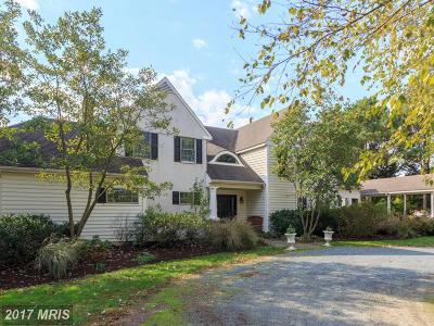 Chestertown Single Family Home For Sale: 6880 Pentridge Lane