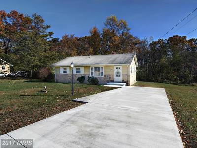 Chestertown Single Family Home For Sale: 312 Lincoln Drive