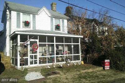 Kennedyville Single Family Home For Sale: 28040 Creamery Street