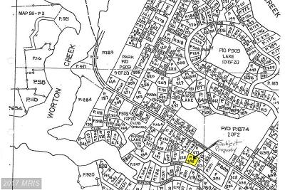 Kent Residential Lots & Land For Sale: Marina Road