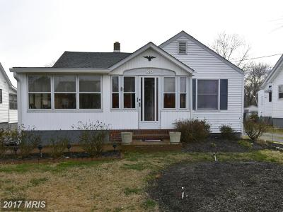 Single Family Home For Sale: 329 Cypress Street