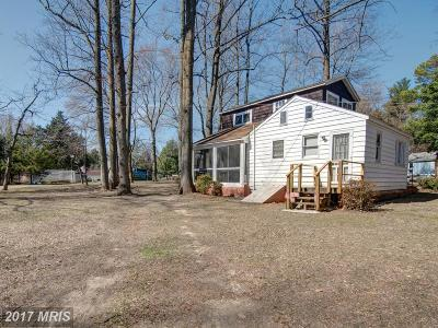 Cecil, Kent Single Family Home For Sale: 31763 Well Bottom Road