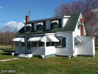 Chestertown Single Family Home For Sale: 8881 Georgetown Road