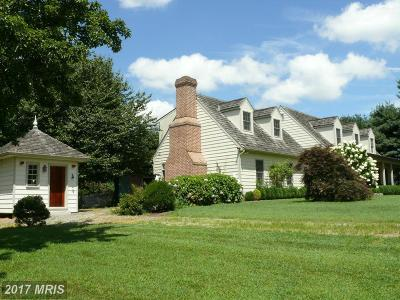 Chestertown Single Family Home For Sale: 7980 Airy Hill Road