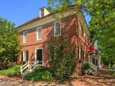 Chestertown Single Family Home For Sale: 116 High Street