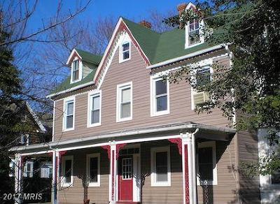 Multi Family Home For Sale: 121 Washington Avenue