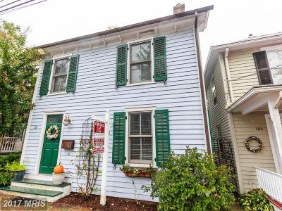 Chestertown Single Family Home For Sale: 101 Kent Street