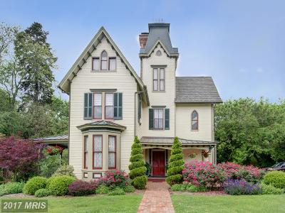 Historic Chestertown Single Family Home For Sale: 114 Washington Avenue