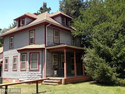 Rock Hall Single Family Home For Sale: 5874 Cottage Avenue