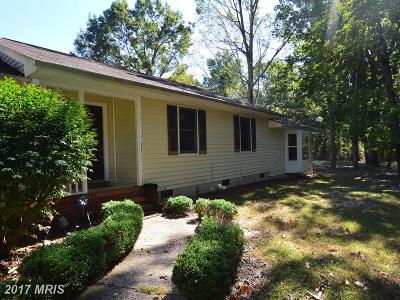 King George Single Family Home For Sale: 8171 Linda Lane