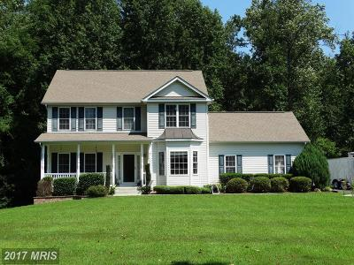 King George VA Single Family Home For Sale: $339,900