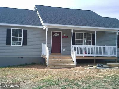 Stafford, Caroline, King George, Culpeper, Orange Single Family Home For Sale: 10311 Dahlgren Road