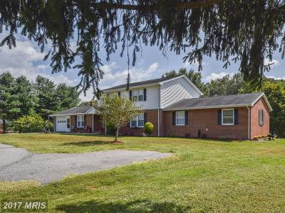 King George, Sealston Single Family Home For Sale: 16040 Ridge Road