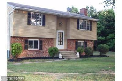 Caroline, Culpeper, Essex, Fredericksburg City, Hanover, King George, Northumberland, Richmond, Spotsylvania, Stafford, Westmoreland Rental For Rent: 14250 Ridge Road