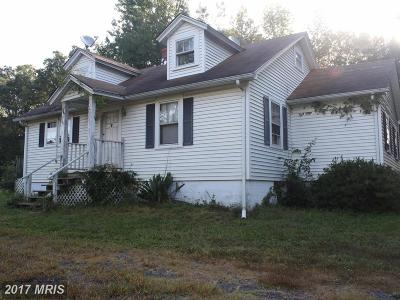 King George Single Family Home For Sale: 13481 James Madison Parkway